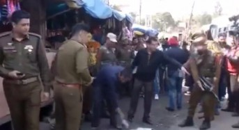 Grenade explosion injures 28 in India as police 'hunt' for culprits