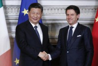 Italy signs on to China's Belt and Road initiative