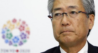 Japan's Olympic president to resign amid bribery probe