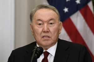 Kazakhstan President Nursultan Nazarbayev has resigned following 29 years at the helm of his country. Photo by Olivier Douliery