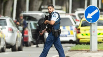 Police: Christchurch shooting suspect was arrested on way to third location