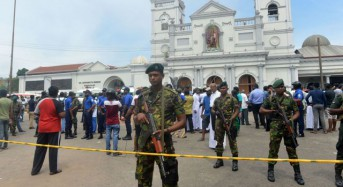 Sri Lanka bombings: Explosions at 3 hotels and 3 churches leaves at least 30 dead