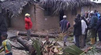 Cyclone Kenneth: At least 9 dead on southeast Africa coast