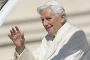 Pope Benedict XVI, shown here in 2013 wrote a letter addressing the sex abuse scandal within the Catholic church.