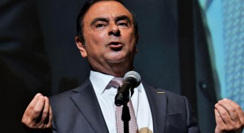 Ghosn charged again for using Nissan money to buy yacht