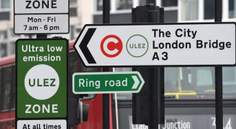 London has world's first 24-hour Ultra Low Emissions Zone