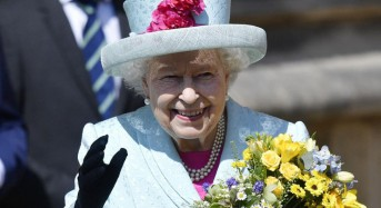 Queen Elizabeth II celebrates 93rd birthday with Easter service