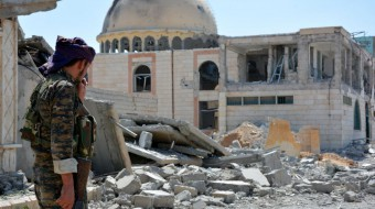 Study: Coalition forces killed 1,600 Syrians in 2017 battles