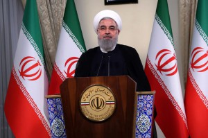 Iranian President Hassan Rouhani said his country will partially pull out of the nuclear deal it signed with six other countries in 2015 and threatened to wholly withdraw from the deal if its demands are not met