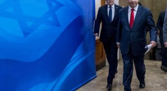 Israeli lawmakers vote to disband parliament in bid for new elections