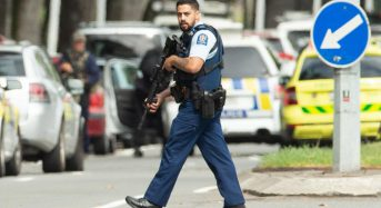 New Zealand police charge mosque shooting suspect with terrorism