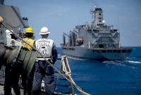 Two U.S. Navy ships pass through Taiwan Strait as tensions with China rise