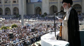 Ayatollah Khamenei calls U.S. plan for Palestine a 'betrayal of the Muslim world'
