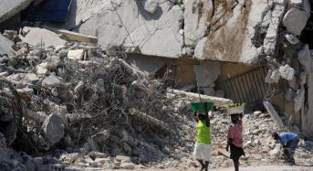 British inquiry: Oxfam GB covered up sexual abuse after quake in Haiti