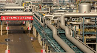 China to ease limits on foreign investment in oil and gas