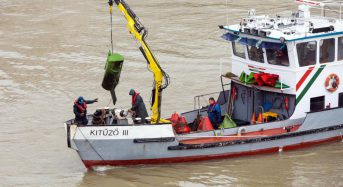 Divers to test Danube in prep for cruise ship search operations