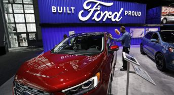 Ford to cut 12,000 jobs in Europe