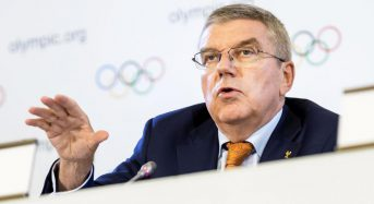 IOC lifts ban on India hosting Olympic events