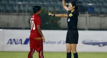 North Korea referees selected for Women's World Cup