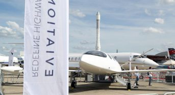 Startup unveils all-electric airliner at Paris Air Show