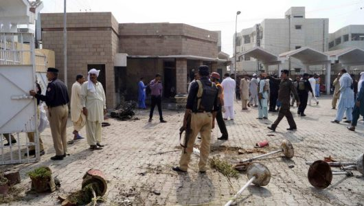 At least eight killed in pair of attacks in northwestern Pakistan