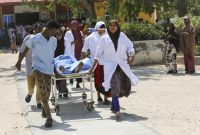 Car bomber kills at least 17 in Somali capital