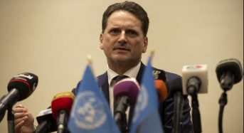 Ethics report says U.N. figures abused authority for private gain