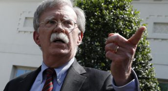 Report: Bolton discussed fivefold increase in military burden sharing in Japan