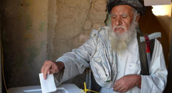 U.S. gives $29M for Afghanistan elections in September
