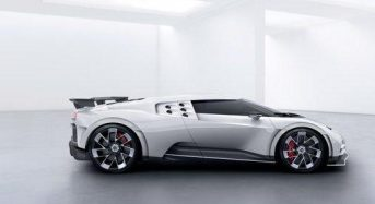 Bugatti reveals $10M Centodieci supercar with top speed of 236 mph