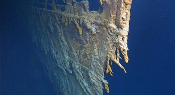 Dive team creates first 4K images of Titanic wreckage