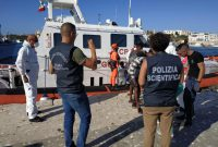 Italy lets 27 minors off migrant ship after loosening ban