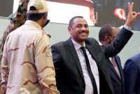 Sudan military seals power-sharing deal with civilians