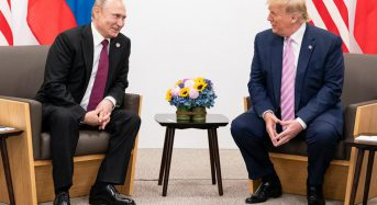 Trump credits Putin, slams Obama in call for Russia to rejoin G7