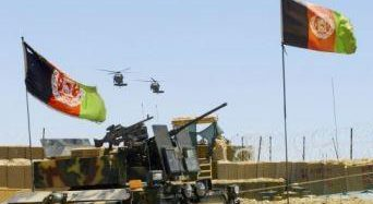 U.S. soldiers injured after Afghan police officer fires at NATO convoy