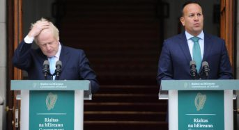 Brexit: British, Irish leaders see 'pathway to a possible deal'