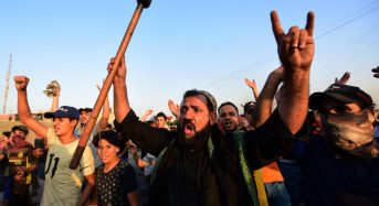 Death toll rises to 104 amid anti-government protests in Iraq