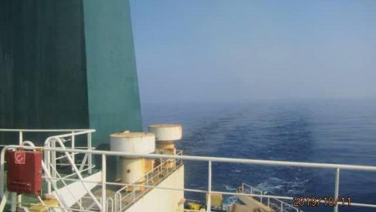 Iran says oil tanker hit by two missiles, leaking crude into Red Sea