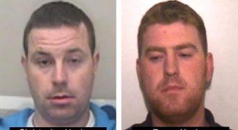 North Ireland brothers wanted in connection with 39 deaths in truck