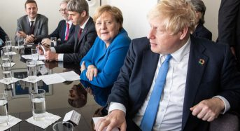 Reports: Merkel tells Johnson Brexit talks close to breaking down