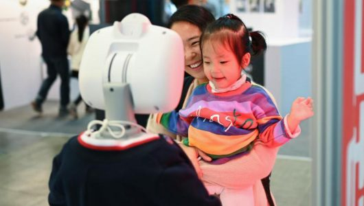 Robotic future is on display in South Korea