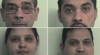 Scotland sex traffickers convicted of luring women over 6-year period