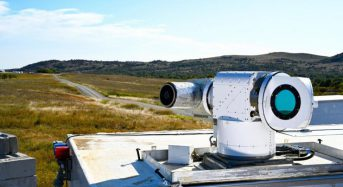 Air Force tests ATHENA laser weapon against multiple drones
