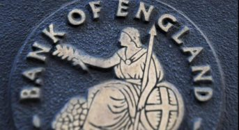 Bank of England holds rates at 0.75 percent