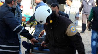 Founder of Syria 'White Helmets' force found dead in Turkey