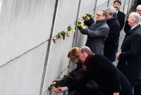 Germany marks 30th anniversary of fall of Berlin Wall