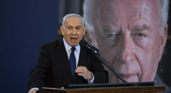 Netanyahu: Yitzhak Rabin 'was not a traitor'