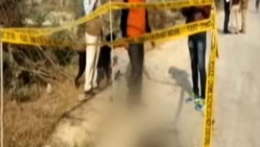 Indian woman on way to rape case hearing set on fire