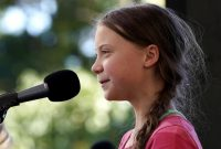 Teen climate activist Greta Thunberg is Time's 'Person of the Year'