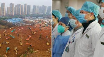 Wuhan, China, is scrambling to build a hospital in just 6 days to treat coronavirus patients as its health system gets overwhelmed